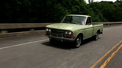 Datsun Truck by Sweet Pea The Story Of A Beloved Datsun Truck