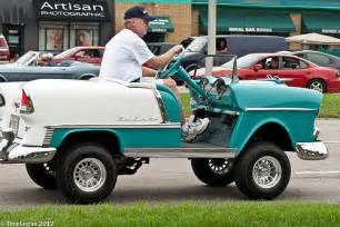 1957 chevy golf cart flickr photo