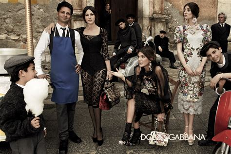 dolce and gabbano dolce gabbana fall 2012 winter 2013 ad caign