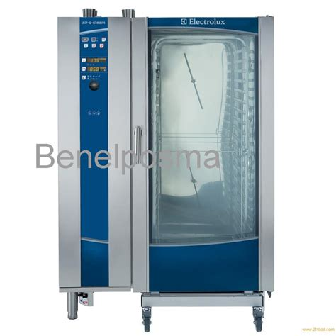 Oven Electrolux Indonesia electrolux air o steam 202 gas combi oven aos202gbw2