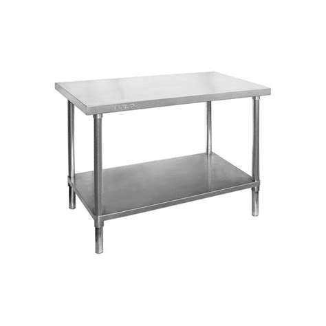 stainless steel work benches work bench 1500 w x 700 d x 900 h mm with stainless steel