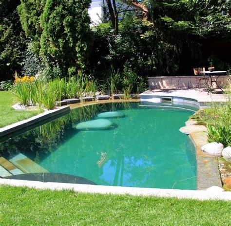 pool oder schwimmteich swimmingpool oder badeteich vorteile und nachteile der