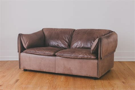 mcm couch mcm leather lotus sofa homestead seattle
