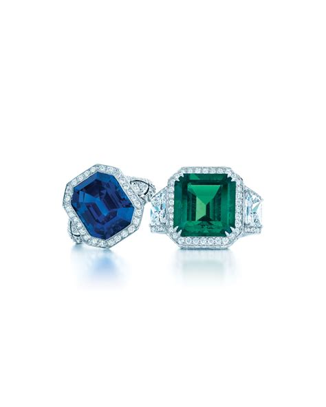 wow sapphires and emerald rings jewelry emerald