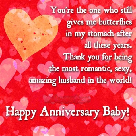 Wedding Anniversary Wishes For Husband 187 True Words