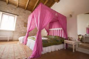 Pink Bed Canopy Canopy Bed Curtains Gallery Slideshow