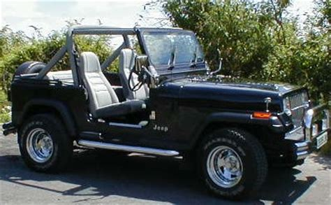 1990 Jeep Laredo Parts World Classic Autos Picture Gallery Jeep