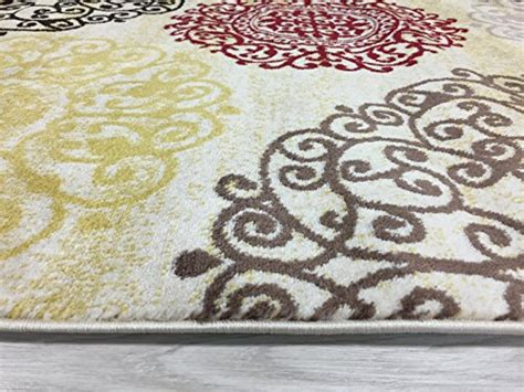 modern floral area rugs contemporary modern floral indoor soft area rug fixtures and beyond