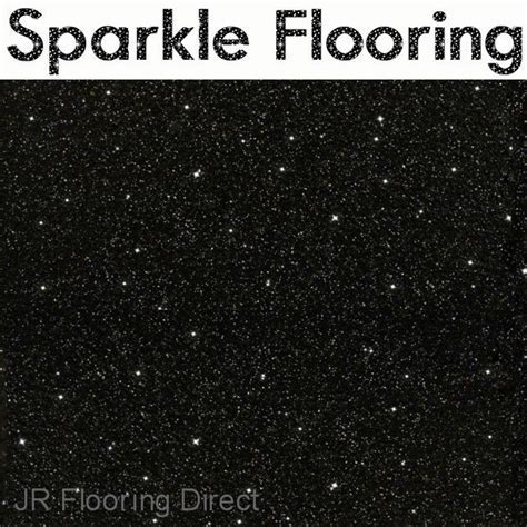 BLACK Granite Effect Sparkle Vinyl Flooring / Floor NEW   eBay