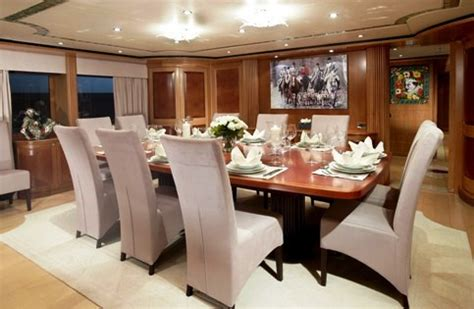 mac brew dining luxury yacht browser by charterworld