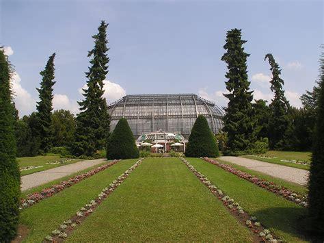 Botanisches Garten by Botanischer Garten Und Botanisches Museum Berlin Dahlem