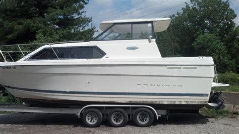 diesel boats for sale bayliner 2859 diesel boats for sale