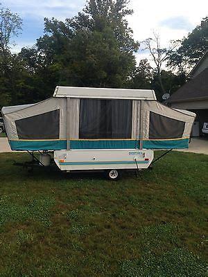 coleman pop up awning coleman pop up cer awning rvs for sale