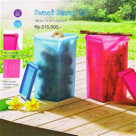 Tupperware Sweet sweet saver tupperware promo maret 2015 kiosramah