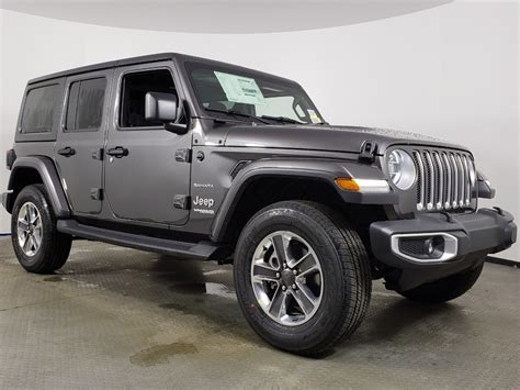 Jeep Unlimited 2020 by 2020 Jeep Wrangler Unlimited Sport 4x4 For Sale 2019