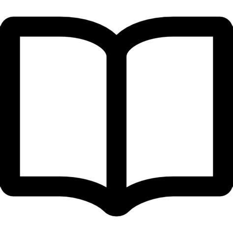 libro symbolism p 225 ginas de libro abierto en blanco iconos gratis de educaci 243 n