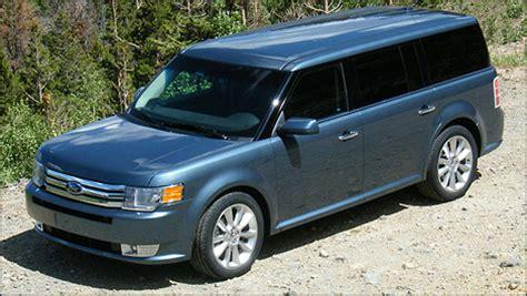 Ford Flex Recalls by 2010 Ford Flex Recalls