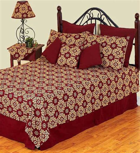 the country house collection oakdale jacquard bed cover bedding