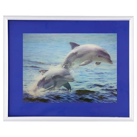 unicorn lenticular 3d picture animal poster painting home happy dolphin lenticular 3d picture animal poster painting