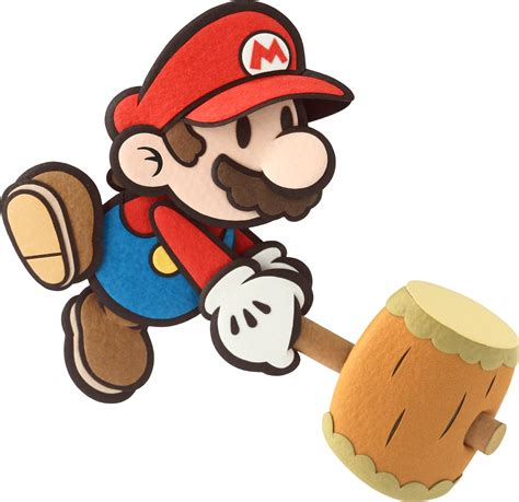 How To Make Paper Mario - new for paper mario sticker mario legacy