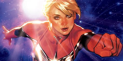 marvel film july 2016 captain marvel s origins being changed to avoid green