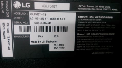 how to if an lg tv is or real techsawa