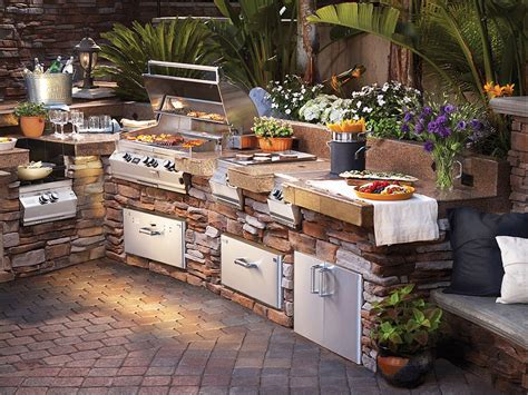 outdoor kitchen design ideas awesome outdoor kitchen designs and ideas corner