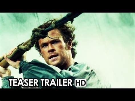 s day trailer ita in the of the sea teaser trailer italiano 2015