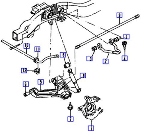 silverado front suspension diagram diagram of front suspension for 1993 chevy blazer fixya