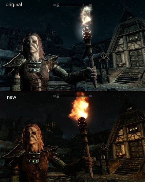 best mod for any game new skyrim mod completely transforms the game