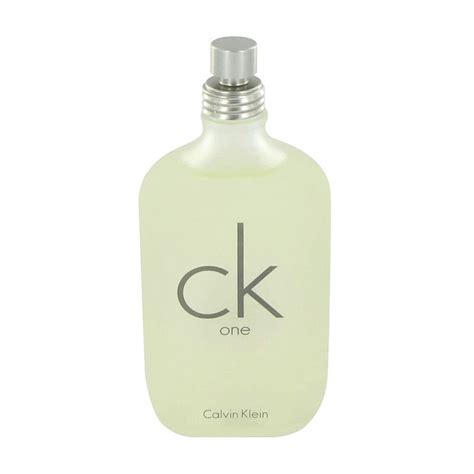 Parfum Pria Ck jual calvin klein ck one tester edt parfum pria 200 ml harga kualitas terjamin