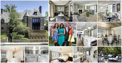 barack obama house inside barack obama s new home after donald trump takes over the white house
