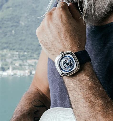 Swiss Eta Sevenfriday P3 d 233 couverte du goldgena project avec claudio d le
