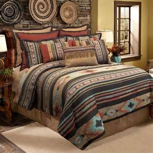 Western Comforter Total Fab Southwest Style Comforters And Native American