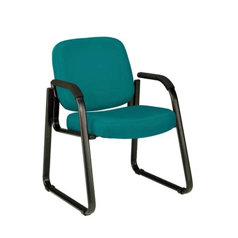 Teal Office Chair by Teal Fabric Reception Chair Ofm Office Furniture Guest