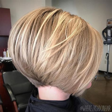 long graduated layers with a side angled or sweeping bang 23 trending graduated bob hairstyles ideas hairiz