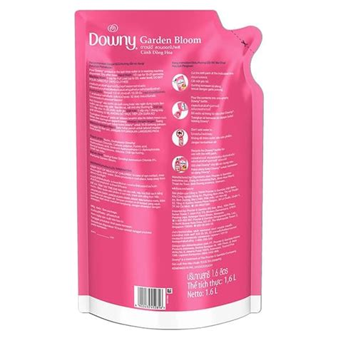 A3 Downy Garden Bloom Refill 1 6l downy 900ml price downy parfum collection 800ml bag
