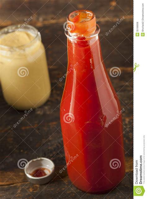 1x Ready Tunik Syakila Mustard organic healthy ketchup and mustard royalty free stock photos image 35168008