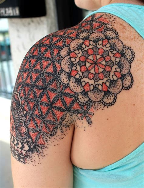 pointillism tattoo black and pointillism dotwork tattoos i like