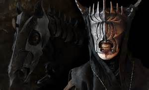 lord rings mouth sauron sixth scale figure sideshow collectibles