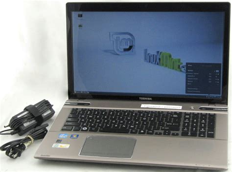 toshiba p875 s7200 17 3 quot i5 2 5ghz 6gb 320gb laptop adapter wifi web 022265191880 ebay