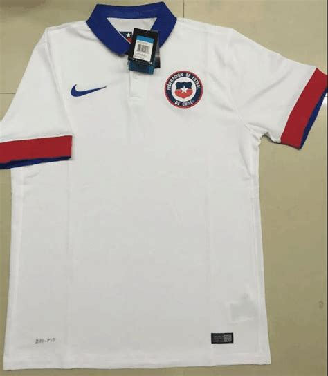 Soccer Buttercup Italy Chile Slovakia 3 2015 16 chile away soccer jersey chile