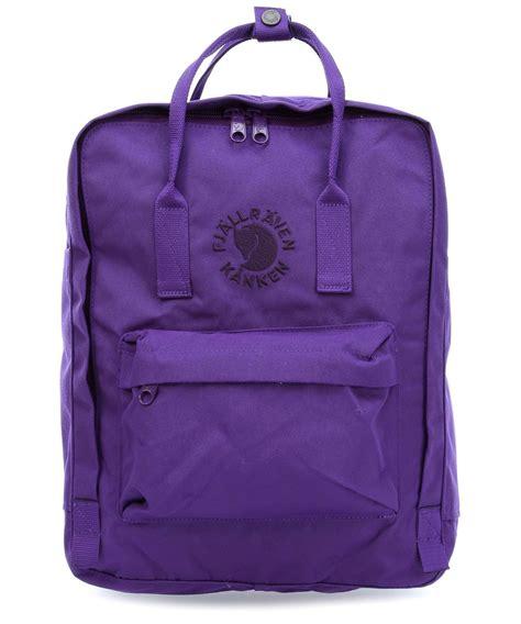 Rekanken Backpack 7 fjallraven re kanken classic violet purple retro bags