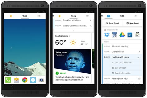 aviate apk yahoo aviate launcher no longer in beta now available for free with a few new features