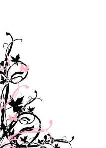 free printable invitations free black pink and white wedding invitation template