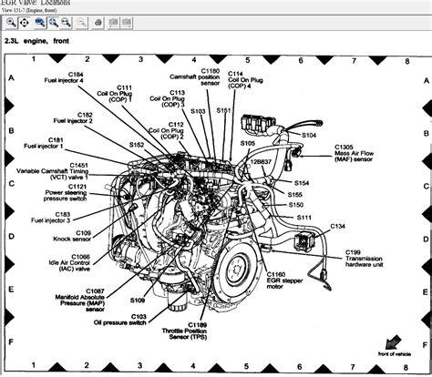 ford 4 0 v6 firing order firing order diagram 2002 ford explorer 4 0 v6 firing