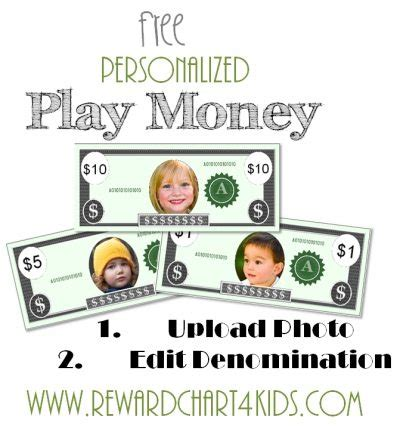 search results for ten dollar play money template