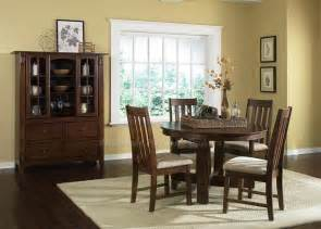 Casual Dining Room Chairs Urban Mission Casual Room Table Dining Room Furniture By