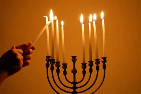 Candle Lighting Times For Hanukkah 2013 by All About Hanukkah
