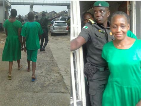 Finally Sent Back To by Real Reason Why Kemi Olunloyo Was Sent Back To Prison